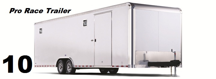 Enclosed Trailer 10